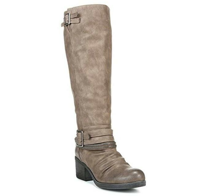 Carlos by Carlos Santana Candace donna US 5 Marronee Knee High avvio