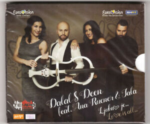 2021 Eurovision - Bosnia 2016. Ljubav Je--Deen and Dalal - Ana Rucner & Jala.