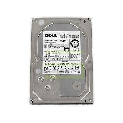"Original Dell X85RH Entrerprise 6TB 7.2K SAS 12Gbps 3.5/"" Hard Drive for PoweEdge"