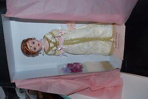 Madame-Alexander-21-039-039-RENAISSANCE-BRIDE-Doll-Limited-Edition-NRFB-w-certificate