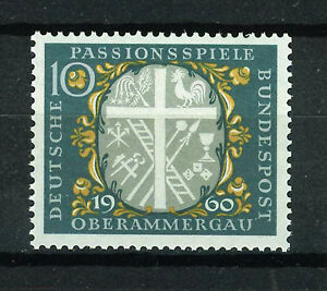 ALEMANIA-RFA-WEST-GERMANY-1960-MNH-SC-810-Passion-Play-Oberammergau