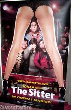 Cinema Banner: SITTER, THE 2012 Jonah Hill Ari Graynor Sam Rockwell