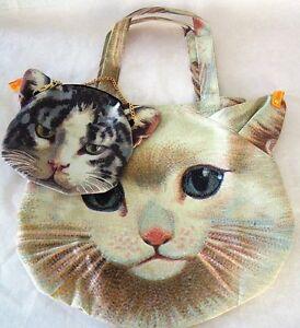 MUCHACHA-AHCAHCUM-Cat-Tote-Bag-Mini-Bag-2012-Spring-amp-Summer-Ultra-luxury-set