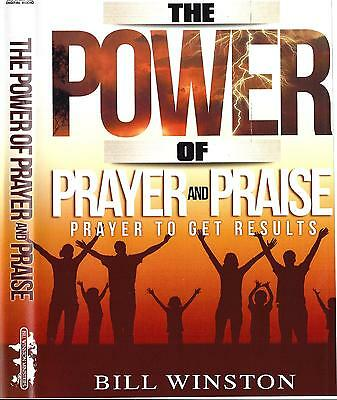 Power of Prayer and Praise Get Results Volume 1 - Bill Winston - 4 DVD Teaching