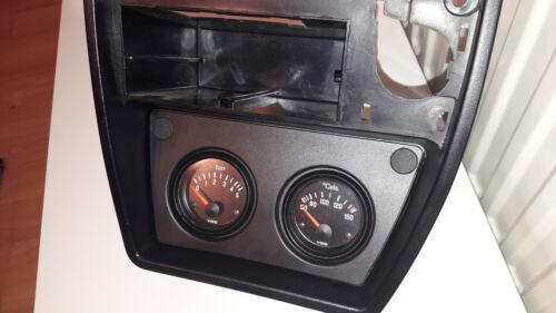 VW Corrado strumenti aggiuntivi Mascherina 535 858 203 US Recaro Beige