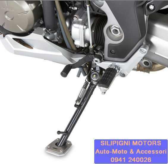 GIVI ES7704 Estensione Cavalletto Laterale KTM 1190 AVDV/ADV.R e altri Modelli