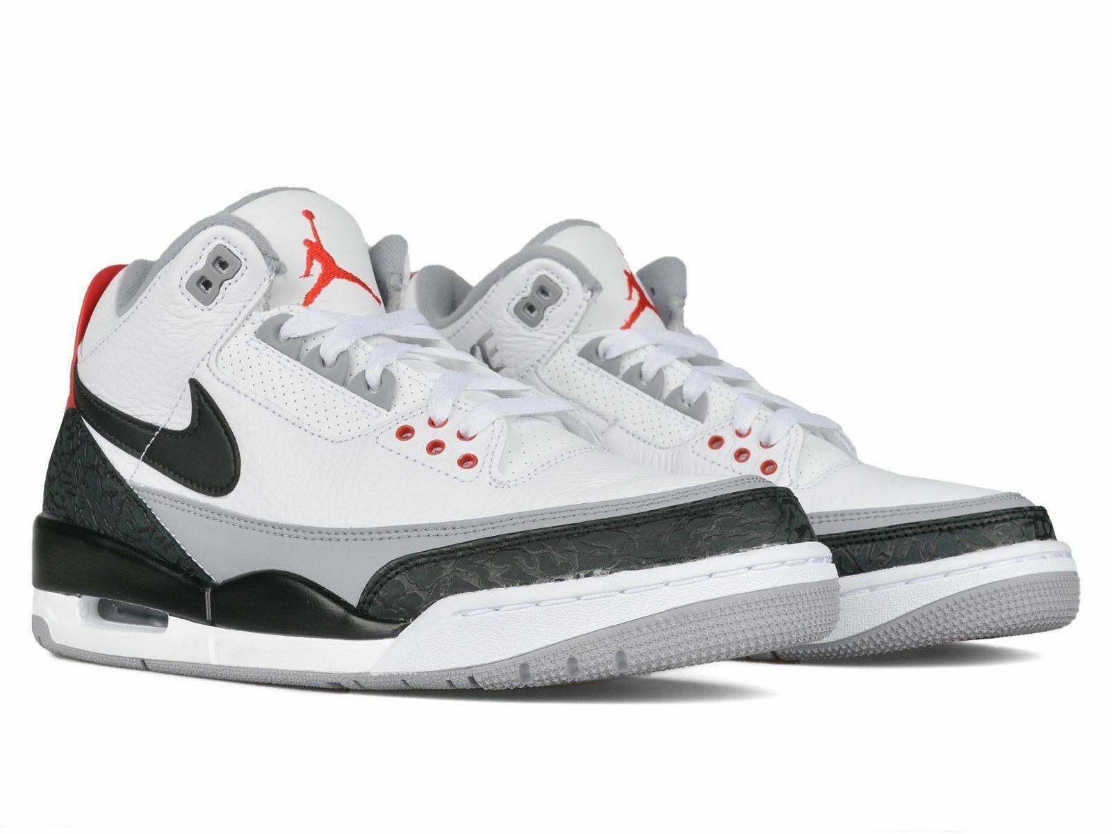 Nike Air Jordan 3 Tinker Retro Tinker NRG Size 10