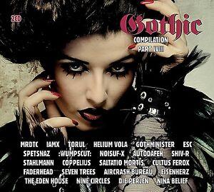 Gothic-Compilation-58-2-CD-NEUF