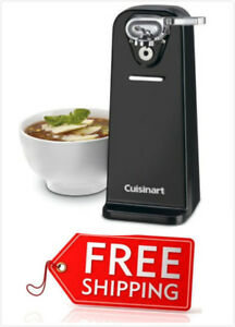 Electric-Can-Opener-Cuisinart-Black-Deluxe-Electric-Can-Opener