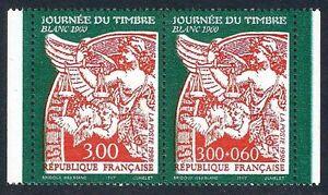FRANCE - paire Timbre P3136A Neuf** TB avec gomme d'origine (cote 5,00 euros)