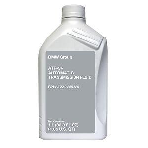 Details about BMW Genuine OEM ATF-3+ Automatic Transmission Fluid 1L  83-22-2-289-720
