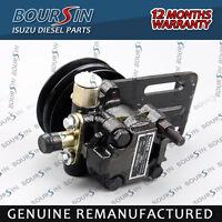 Power Steering Pump Fits Isuzu D-max Pick-up 4ja1 4ja1t 2.5l
