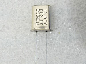 arduino-compatibile QUARZO 2,048 MHZ HC 49  quartz crystal oscillators