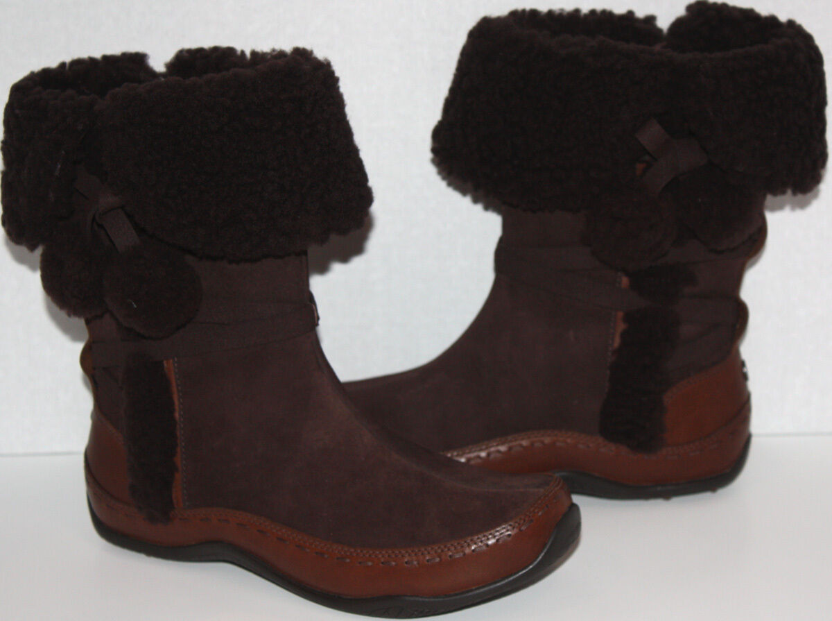 NWOB Womens The North Face Isabel ll Boots Size 7.5