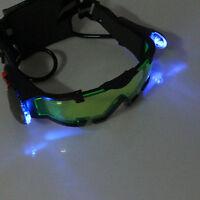 Adjustable Elastic Military Night Vision Goggles Glasses Security Eyeshield Ek