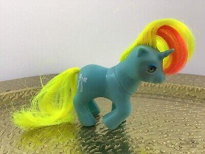 Baby Ribbons Beddy Bye Eye Bbe Unicorn Pony Vintage G1 My Little Pony Ponies Ebay