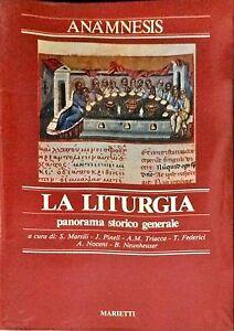 LA-LITURGIA-PANORAMA-STORICO-GENERALE-MARIETTI-1978