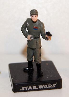 1 X Star Wars Miniatures Alliance & Empire 24 Ammiraglio Piett Personaggio P1-54-mostra Il Titolo Originale I Clienti Prima Di Tutto