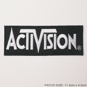 ACTIVISION-Atari-VCS-Game-Company-Brand-Logo-EMBROIDERED-PATCH