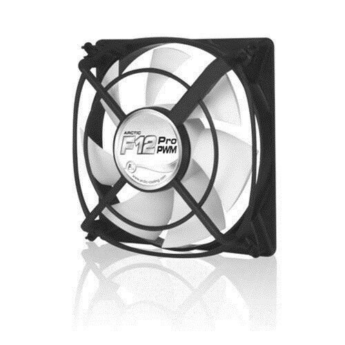 Arctic Cooling F12 Pro PWM 120MM 400-1500RPM Fan AFACO-12PP0-GBA01
