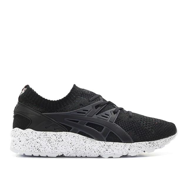 quality design b4961 d3895 ASICS Tiger Gel-kayano Trainer Knit Black White Hn705-9090 Running Sz 11 EU  45