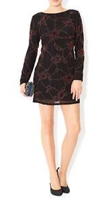 Monsoon Sequin Backless Bnwt Dress Ember qq1wr7O
