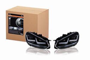 Scheinwerfer-LEDriving-Xenarc-BLACK-Golf-VI-Tagfahrlicht-D8S-Xenon-2St-Osram