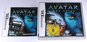 Gioco-James-Cameron-039-s-Avatar-per-Nintendo-DS-Lite-DSi-XL-3ds