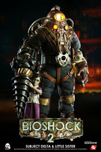Bioshock-Subject-Delta-amp-PETITE-SOEUR-Threezero-Figure-1-6-Scale-Series
