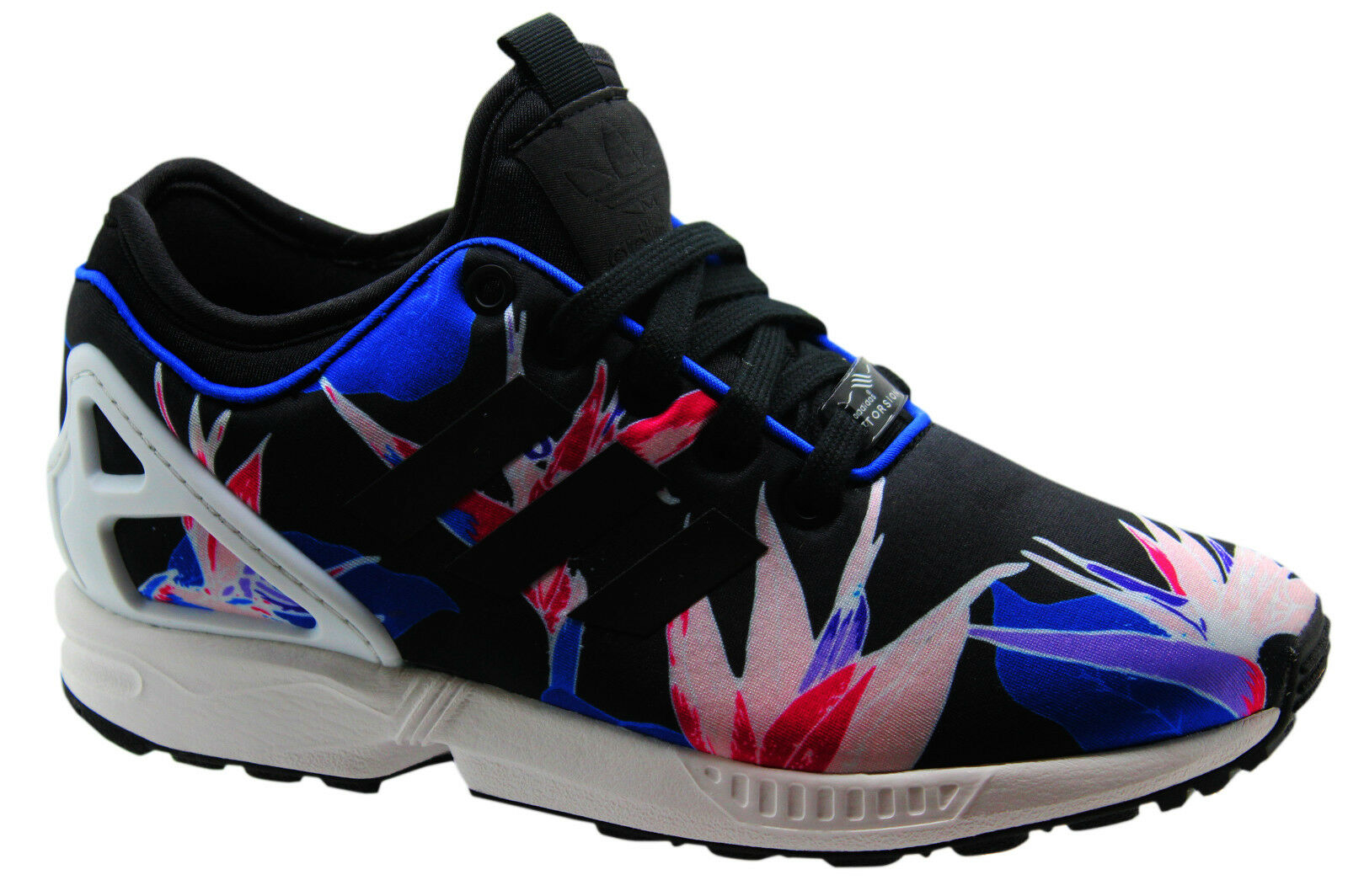 Adidas Originals ZX Flux NPS Homme Trainers Running Chaussures Lace Noir B34467 U113