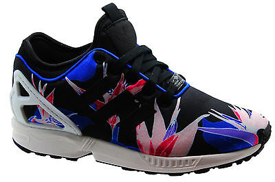 4ab0acd30 adidas Originals ZX Flux NPS Neoprene Graphic Hawaiian Mens Running Shoes  B34467 5 for sale online