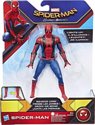Hasbro c0420 Spiderman Web City Deluxe Homecoming personnage Spider-Man 15 cm NOUVEAU//Neuf dans sa boîte