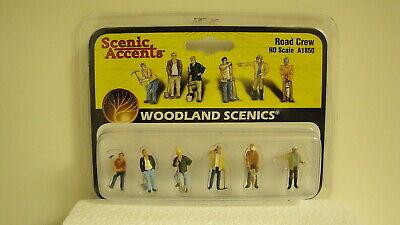 Woodland Scenics HO #1850 Road Crew