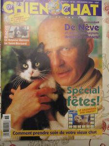 Revue Comme Chien Et Chat : Decembre 2000 - Cdt De Neve - Pratique - Bouvier S2953k3h-07230732-176078636