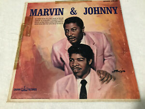 LP-MARVIN-AND-JOHNNY-ALBUM-VINTAGE-SEE-PICS