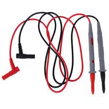 110cm Digital Multimeter Test Lead Probe Cable Smd Smt Needle Tip 1000v 20a Yjdc
