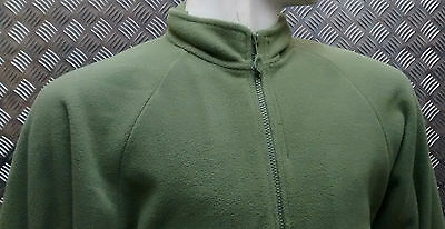 Genuine British Army Green Thermal Fleece (liner) All Sizes - Brand New