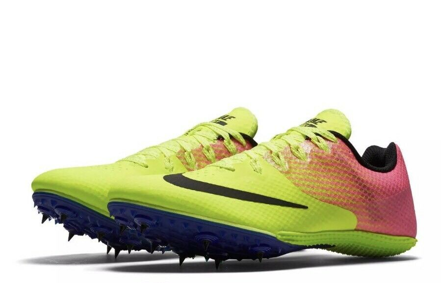 NIKE ZOOM RIVAL S TRACK & FIELD SPIKES 806554-999 MULTICOLOR 14 Cheap and beautiful fashion