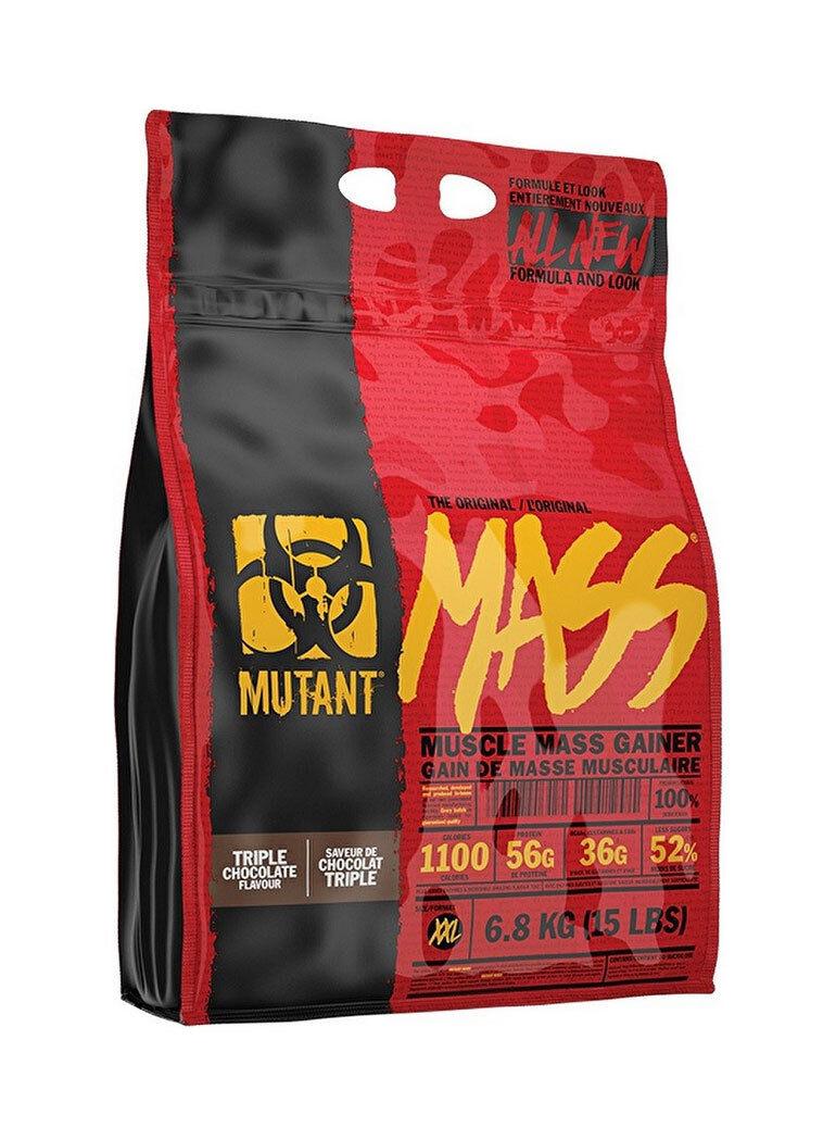 Mutant mass 6,8 kg WEIGT gainer mass gainer masa construcción glúcidos projoeína