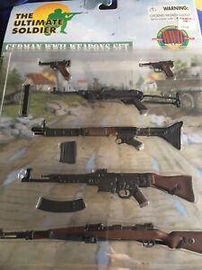 Ultimate-soldier-WW2-German-weapons-set