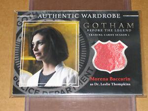 ✨✨ 2016 GOTHAM DR LESLIE THOMPKINS COSTUME WARDROBE BLOOD VARIANT PROP RELIC M20