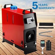 5KW 5000W 12V Air Diesel Fuel Heater Kit For Car Truck Motor Home Boat Bus Van