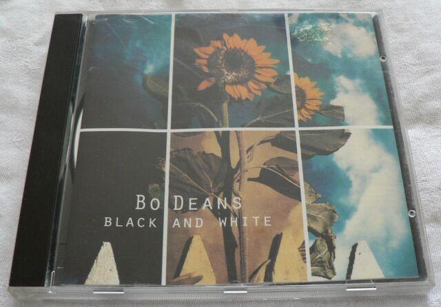 CD BoDeans - Black and White - wie neu.