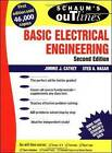 Schaum's Outline of Basic Electrical Engineering by Syed A. Nasar, Jimmie J. Cathey (Paperback, 1997)