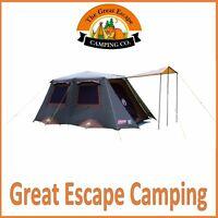 Coleman Instant Up 8 Tent - Gold Series - Premium 8p Instant Frame Tent