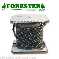 Chainsaw Chain 100ft Roll 3/8 Pitch .050 Gauge Semi-chisel
