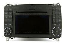 COMAND APS W169 W245 NTG 2.5 PER MERCEDES CLASSE A B VITO SPRINTER AUTORADIO GPS
