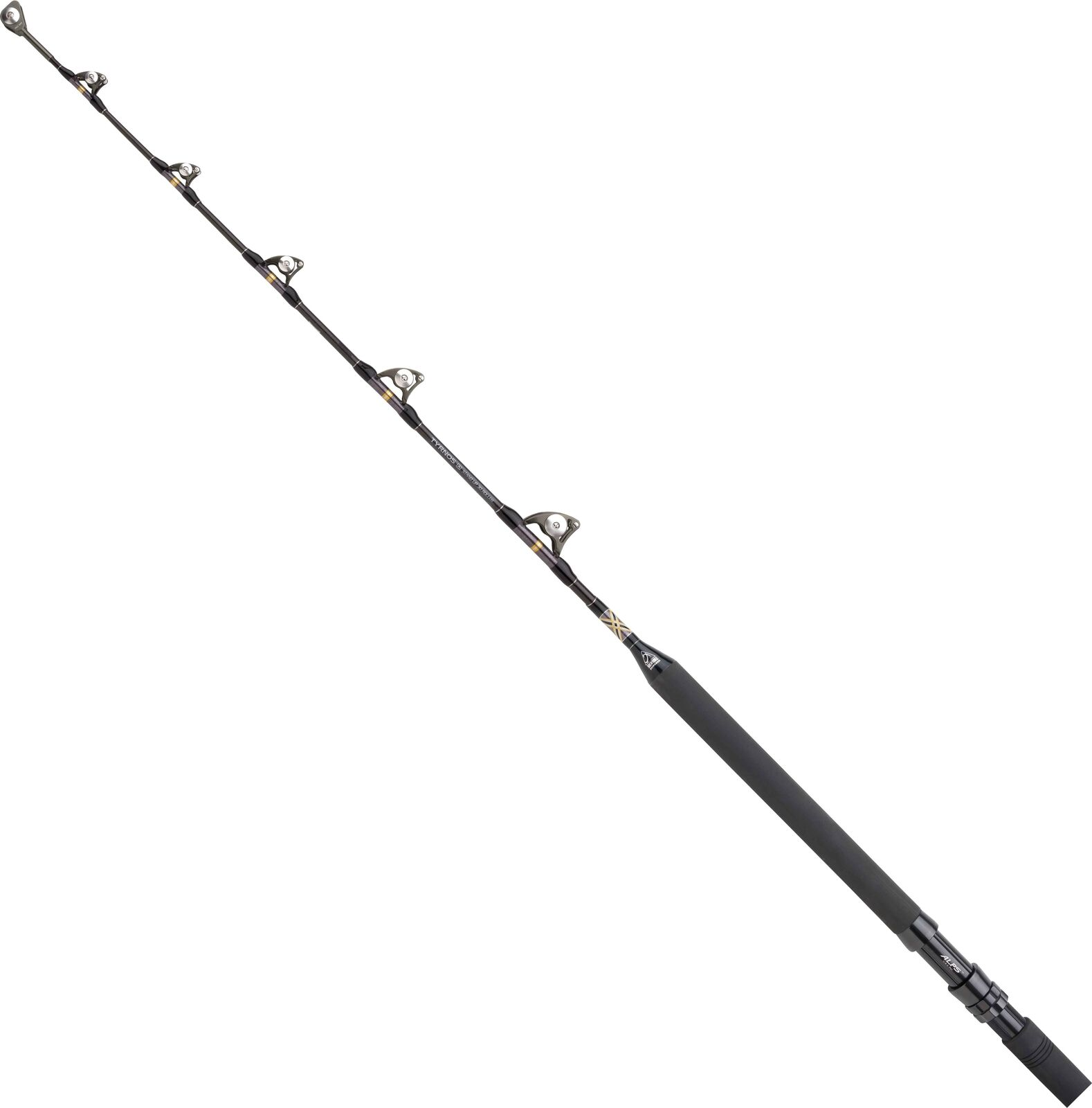 Shimano Tyrnos A Stand-Up, 1.65m, 50 lbs, 1 tlg, Stiefelrute Meersrute TYRASTP50R