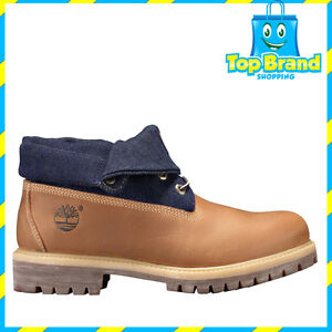 timberland roll top fabric