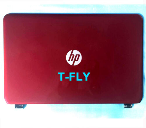 760964-001 HP 15R 15-R030WM LCD Back Cover  Flyer FF Red Color Grade A